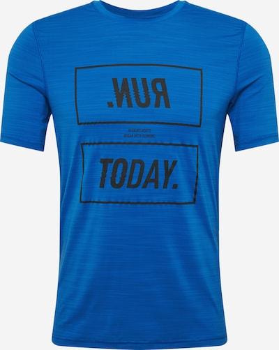 REEBOK Funkčné tričko - námornícka modrá / nebesky modrá, Produkt