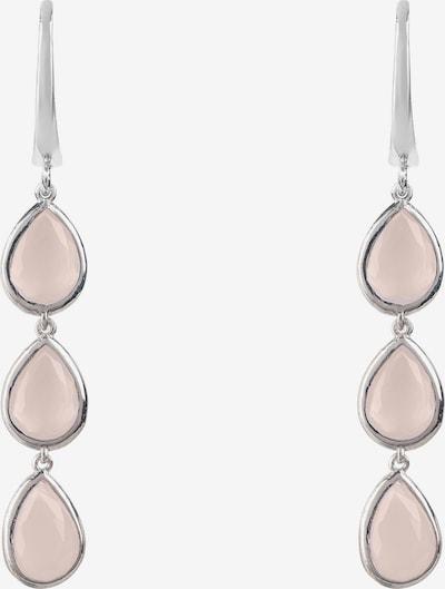 Latelita Oorbellen in de kleur Rosé / Zilver, Productweergave