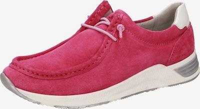 SIOUX Schnürschuh 'Grash' in pink, Produktansicht