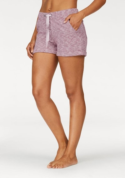 CHIEMSEE Shorts in rosa, Modelansicht