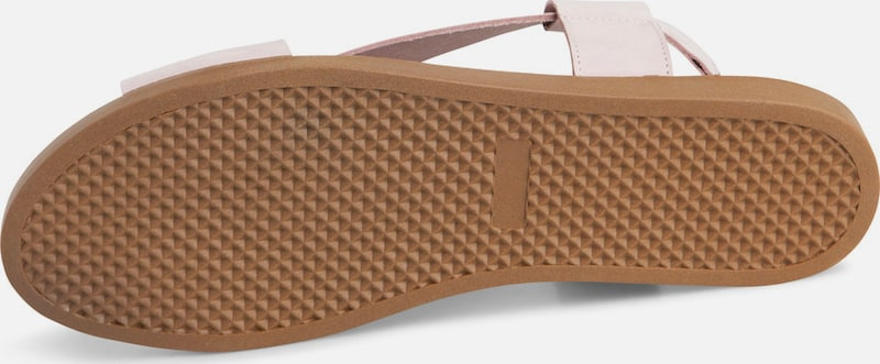 PIECES Leder Sandalen Verschleißfeste billige Schuhe
