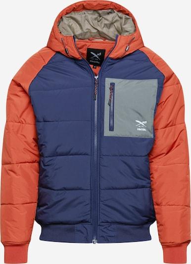 Giacca invernale Iriedaily di colore navy / arancione, Visualizzazione prodotti