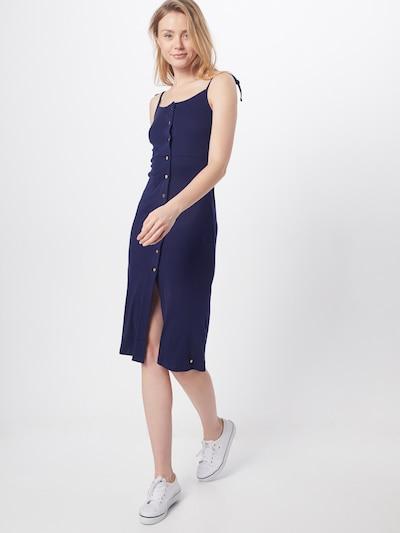 Superdry Kleid 'Charlotte' in dunkelblau, Modelansicht