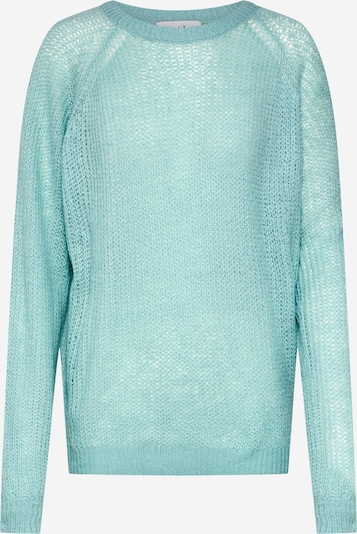 Blend She Trui 'BSLACSIN' in de kleur Turquoise, Productweergave
