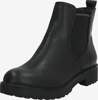 Fritzi aus Preußen Chelsea škornji 'Edita' | črna barva, Prikaz izdelka