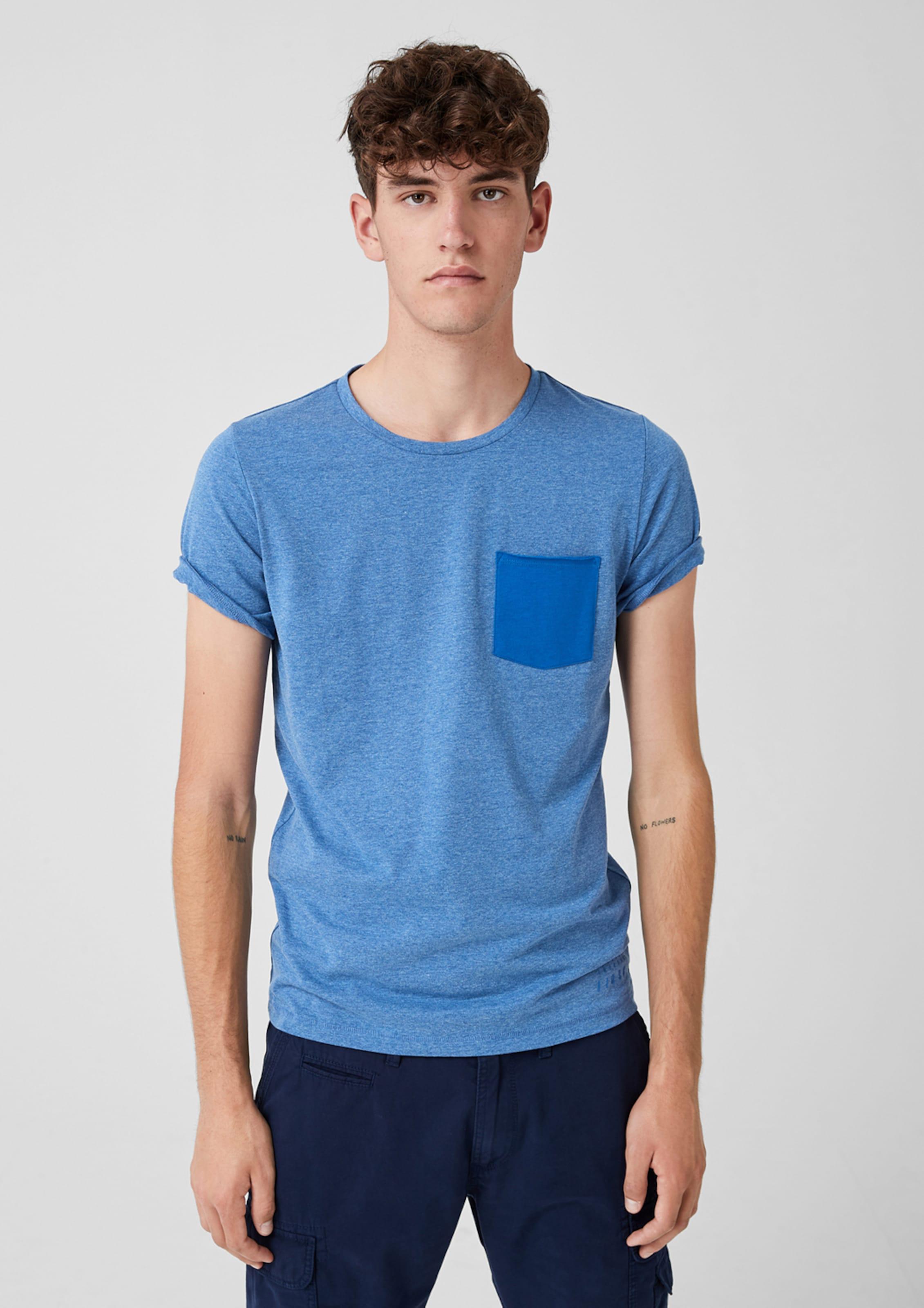 T s Designed In By Q Rauchblau shirt ynvmN80wO