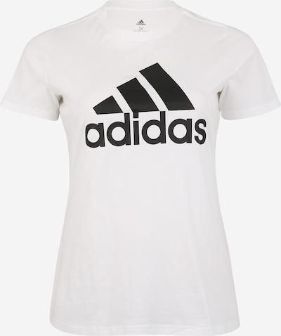 ADIDAS PERFORMANCE Sport-Shirt 'Bos CO T IN' in schwarz / weiß, Produktansicht