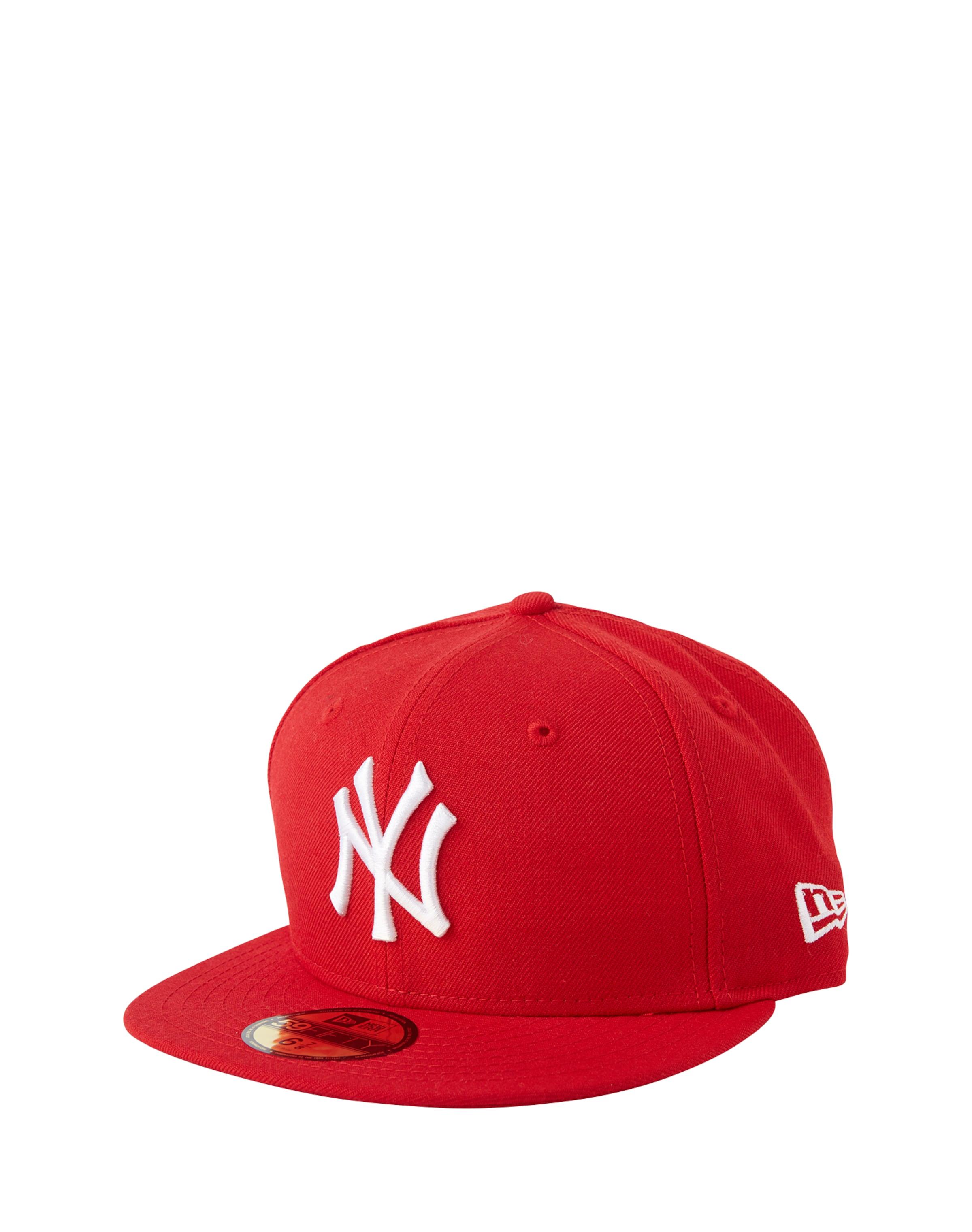 Basic Yankees' Era York En New Casquette Rouge '59fifty Mlb CxrBode