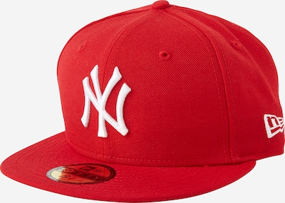 NEW ERA Cap '59FIFTY MLB Basic New York Yankees' in rot, Produktansicht