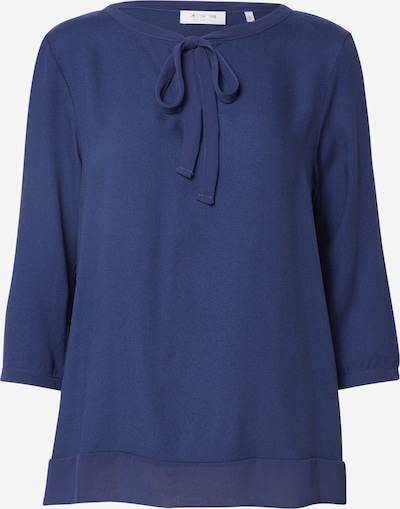 Rich & Royal Bluse in marine, Produktansicht