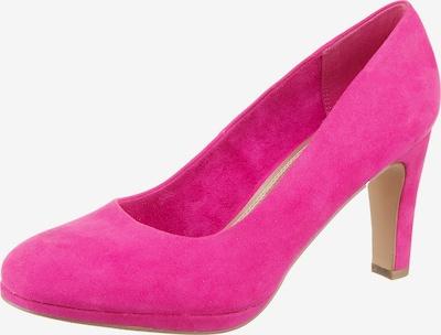 JANE KLAIN Plateau-Pumps in pink, Produktansicht