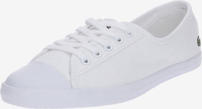 LACOSTE Niske tenisice 'ZIANE BL 2 CFA' u bijela, Pregled proizvoda