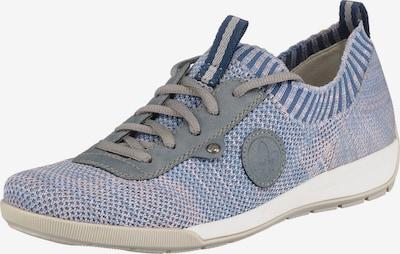RIEKER Schuhe in blaumeliert, Produktansicht