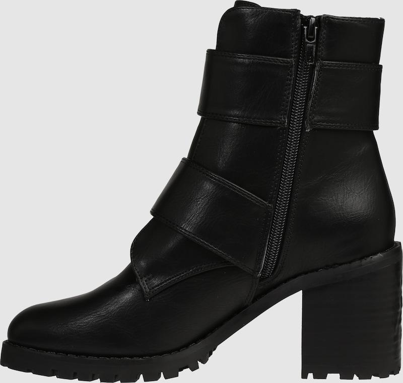 BUFFALO Stiefelette  Bootie Block Heel