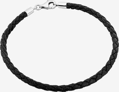 Nenalina Armband in schwarz / silber, Produktansicht