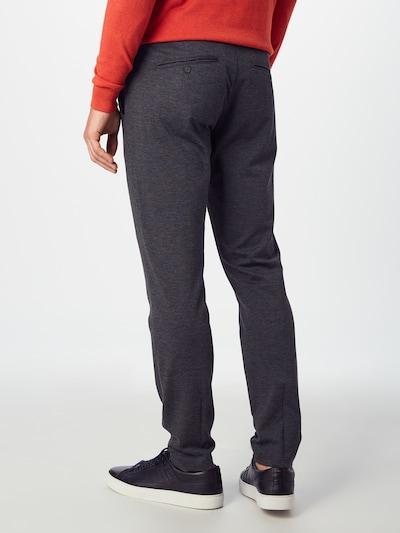 Chino stiliaus kelnės 'MARK' iš Only & Sons , spalva - tamsiai pilka: Vaizdas iš galinės pusės