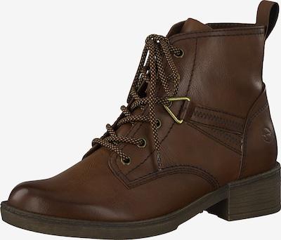 Suvarstomieji kulkšnis dengiantys batai iš TAMARIS , spalva - ruda (konjako), Prekių apžvalga