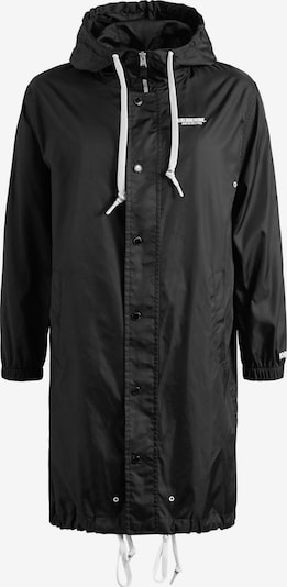 khujo Mantel ' NOKLA ' in schwarz, Produktansicht