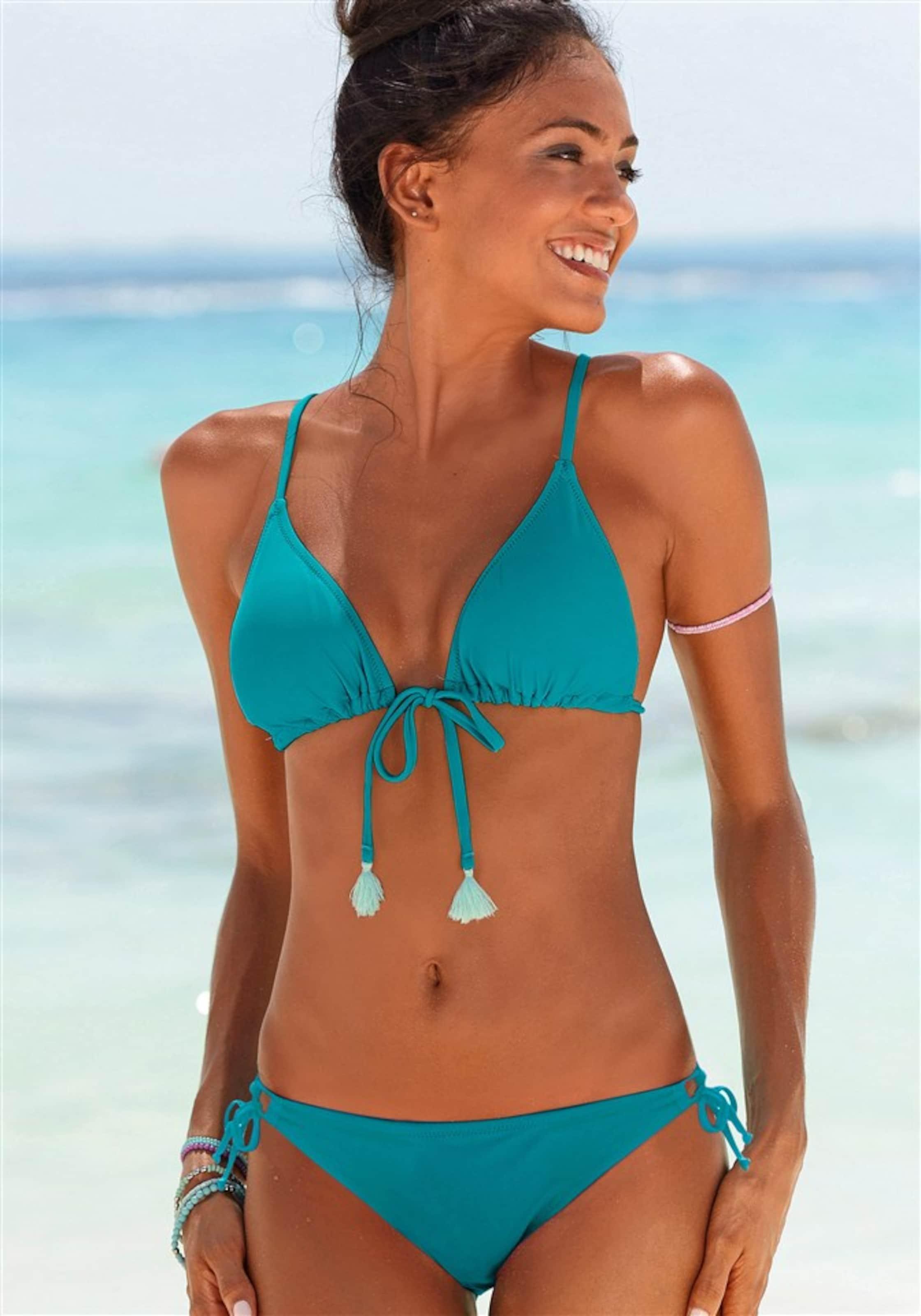 CHIEMSEE Triangel-Bikini Günstig Kaufen Modisch Rabatt-Outlet-Store Günstig Kaufen Neueste Vermarktbare Verkauf Online 3oRank