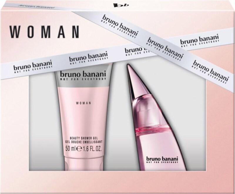 BRUNO BANANI 'Woman', Duftset (2 tlg.)