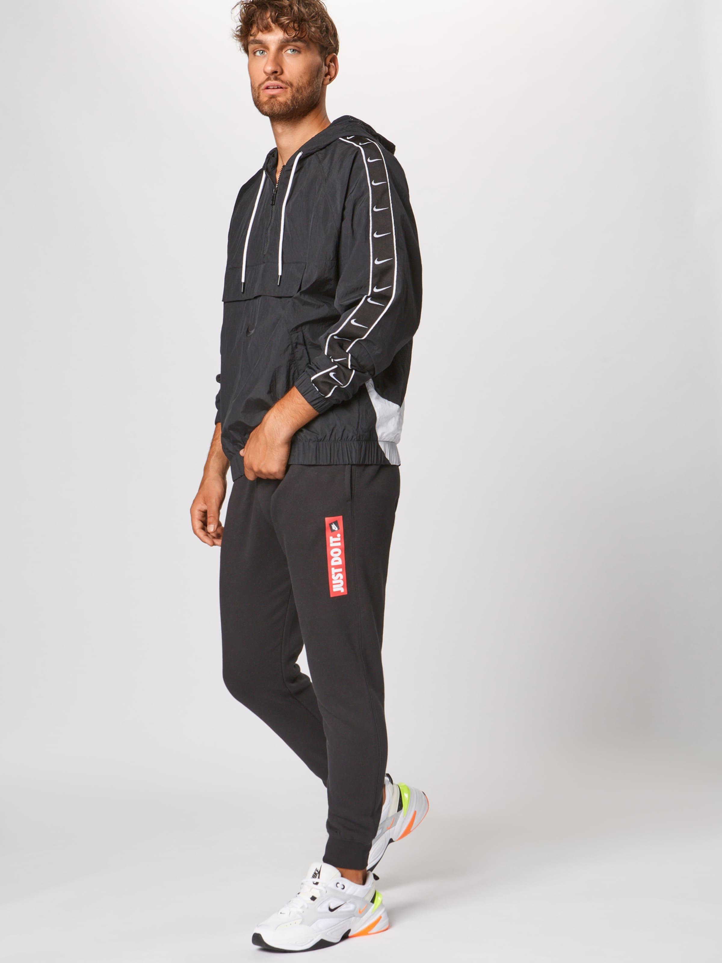 En Nike Pantalon Sportswear Blanc RougeNoir thdsCrBQx