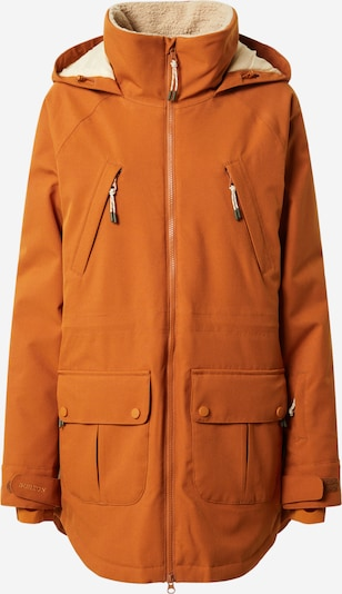 BURTON Outdoor jacket 'Prowess' in cognac, Item view