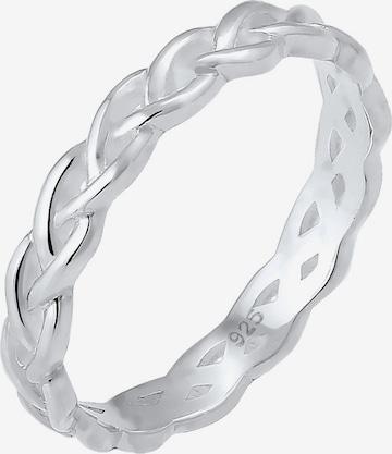 Inele de la ELLI pe argintiu