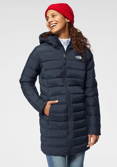 THE NORTH FACE Outdoormantel in navy, Modelansicht