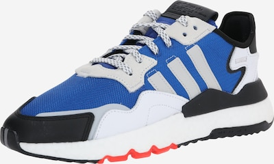 ADIDAS ORIGINALS Sneaker 'NITE JOGGER' in royalblau / weiß, Produktansicht