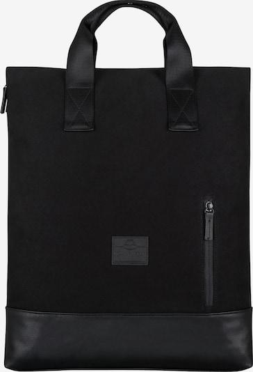 Johnny Urban Rucksack in schwarz, Produktansicht