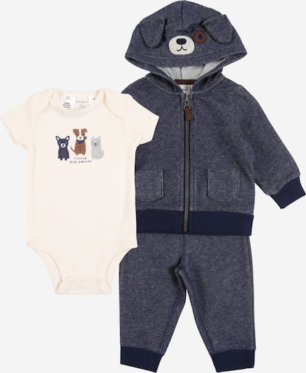 Carter's Set in navy, Produktansicht