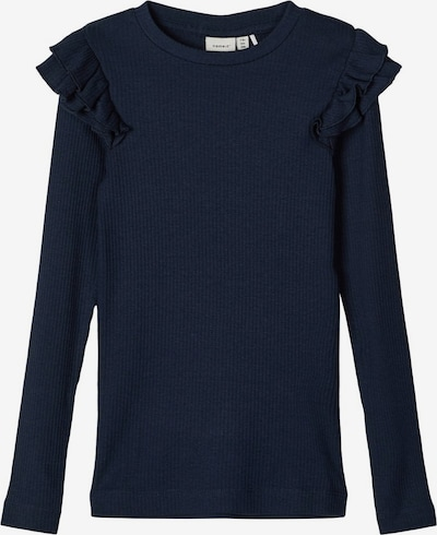 NAME IT Shirt in saphir, Produktansicht