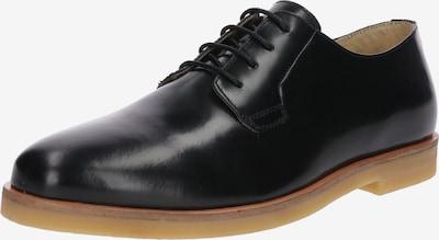 ABOUT YOU Chaussure à lacets 'Bennet' en noir, Vue avec produit