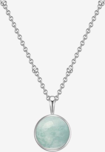 Glanzstücke München Kette in opal / silber, Produktansicht