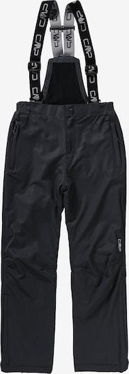 CMP Skihose in dunkelgrau / schwarz, Produktansicht