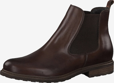 TAMARIS Chelsea boots in dark brown, Item view