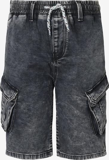 STACCATO Shorts in dunkelgrau, Produktansicht