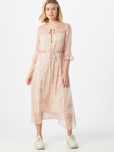 Cream Kleid 'JohannaCR' in rosé, Modelansicht