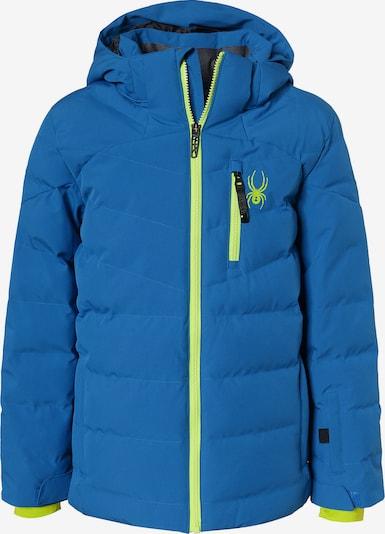 SPYDER Skijacke 'Impulse' in blau, Produktansicht