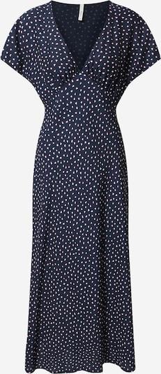 Pepe Jeans Kleid 'Sara' in dunkelblau / pink / weiß, Produktansicht