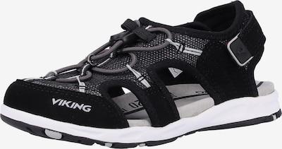 VIKING Sandalen in schwarz / weiß, Produktansicht