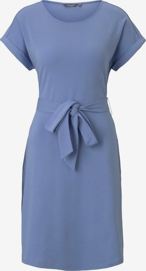MINE TO FIVE Jersey-Midikleid mit Bindegürtel in blau, Produktansicht