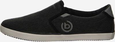 bugatti Slipper in schwarz, Produktansicht