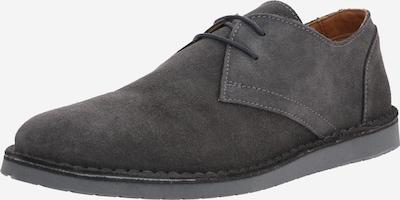 ABOUT YOU Chaussure à lacets 'Ramon' en gris, Vue avec produit