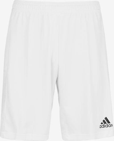 ADIDAS PERFORMANCE Trainingsshort 'Team 19' in weiß, Produktansicht