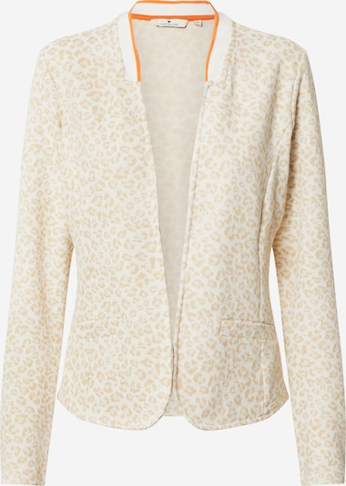 TOM TAILOR Blazer in beige, Produktansicht