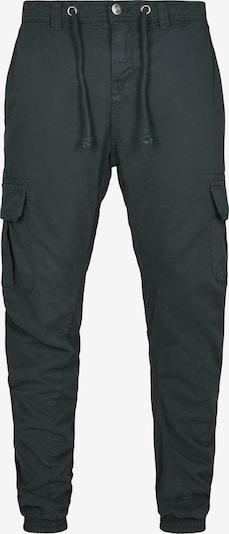 Pantaloni cu buzunare Urban Classics pe smarald, Vizualizare produs