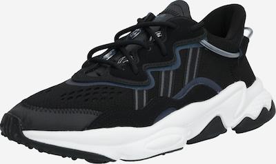 ADIDAS ORIGINALS Sneaker 'OZWEEGO' in taubenblau / schwarz, Produktansicht