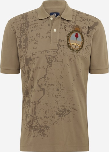 La Martina Shirt 'QUINZIANO' in de kleur Grijs, Productweergave