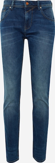 kék farmer TOM TAILOR DENIM Farmer 'slim AEDAN blue denim Denim Long 1/1', Termék nézet
